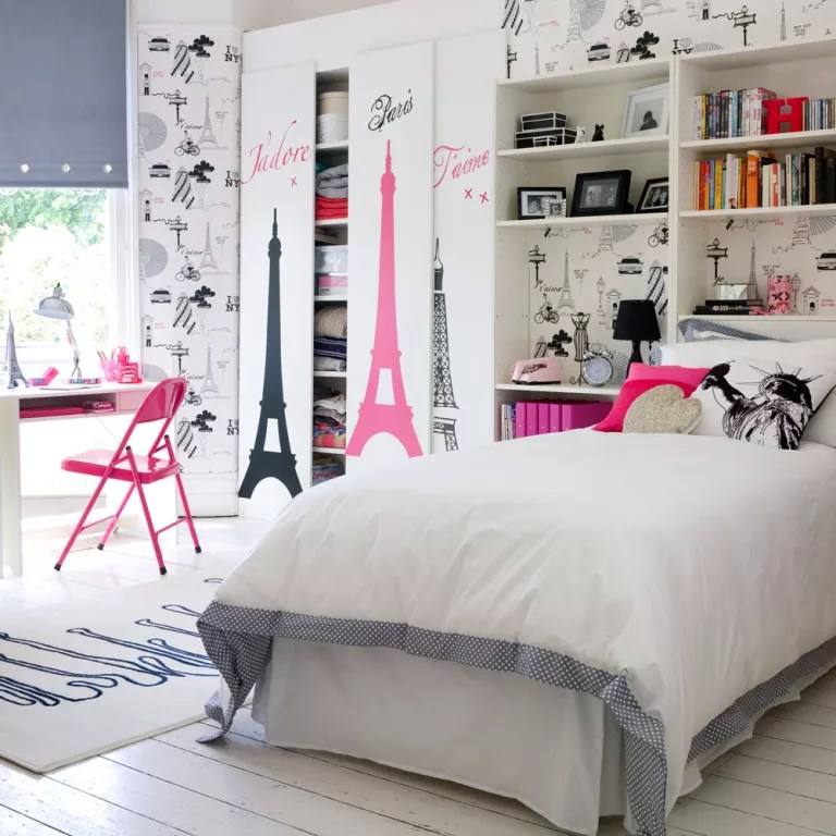 girls bedroom ideas for