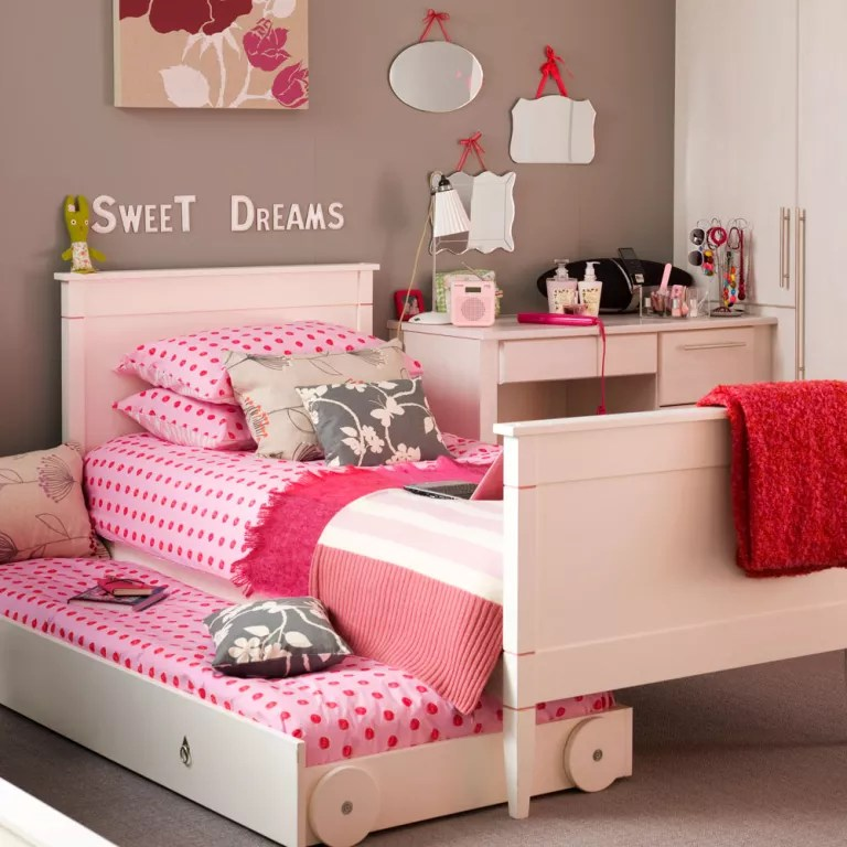 Girls bedroom ideas for every child  from pinkloving princesses to adventurous tomboys