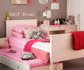 childrens pink bedroom ideas
