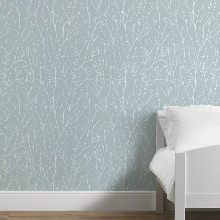 Create a calming Duck Egg bedroom scheme for under 50