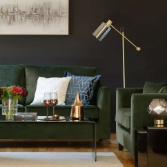 Green Sofa Living Room Ideas Low Budget Design For Soothing Sophisticated Spaces Very