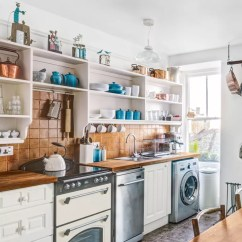 Kitchen Shelf Ideas Commercial Wall Covering Shelving To Boost Storage For The