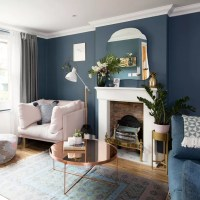 Blue living room ideas  from midnight to duck egg, see ...