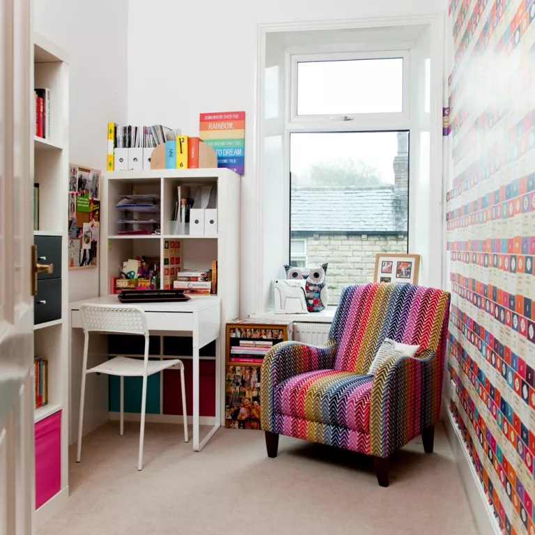 Small Home Office Ideas Stir Creativity No Matter How Tight The Space