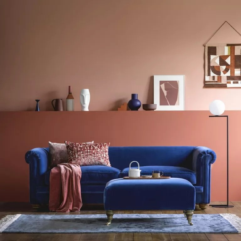 Living room trends 2021   top styling tips and key interior trends