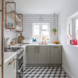kitchen kitchens compact turn into tiny mini room space budget smart construction idealhome jonathan jones credit