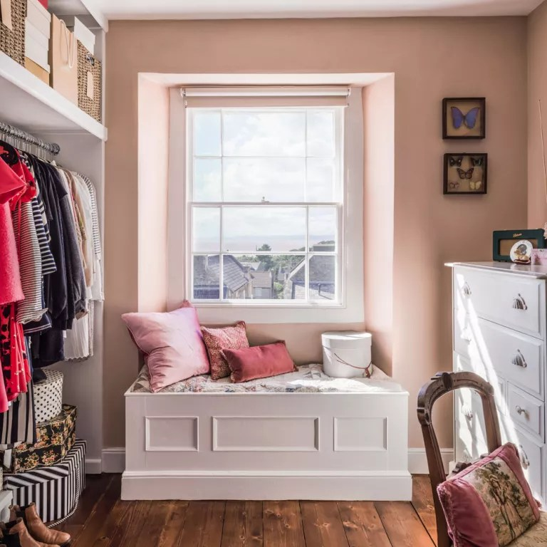 Walk In Wardrobe Ideas How To Store Your Clothes In Style