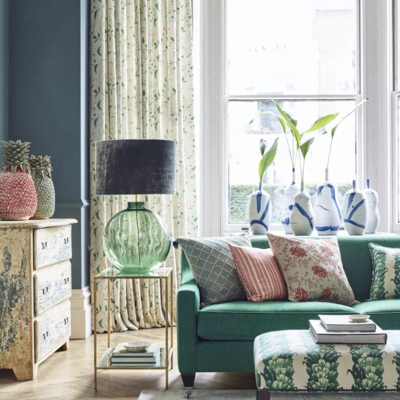 BOTANICALS - Living room