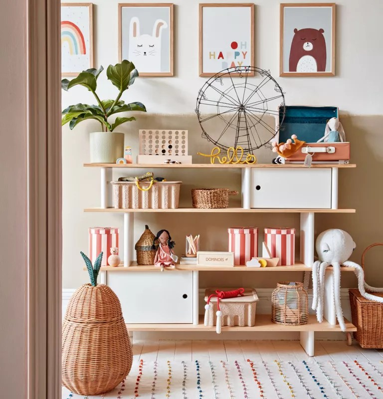images Bedroom Toy Storage Ideas ideal home