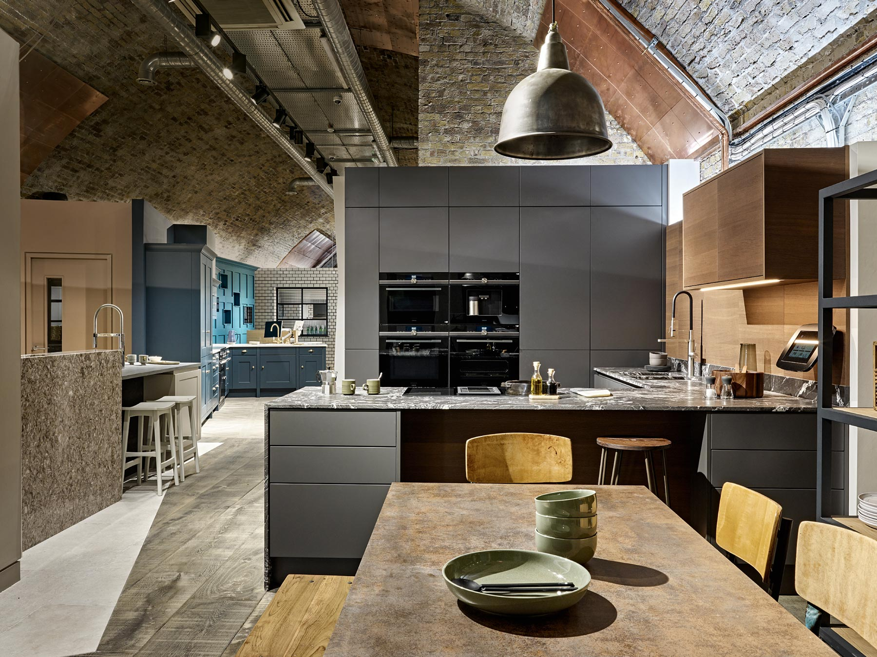 kitchen showroom salvaged cabinets for sale 13 must visit showrooms around the uk design inspiration wide range of stylish options means you can personalize and get creative with everything from doors to worksurfaces