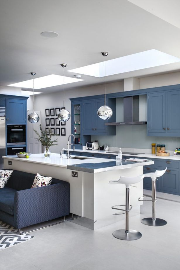 kitchen ideas with island craftsman hardware modern islands cool click or tap to zoom into this image credit paul raeside