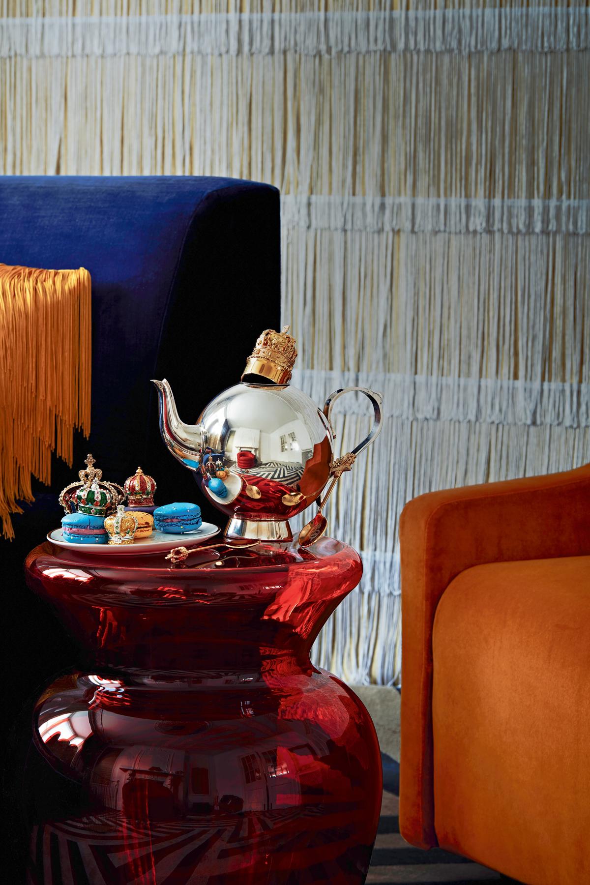 delta sofa debenhams western sofas sectionals decorating trend regimental dress livingetc furniture for details see opposite first poltrona armchair in ochre velvet 2 529 gallotti radice at harrods la boheme 3 stool 128