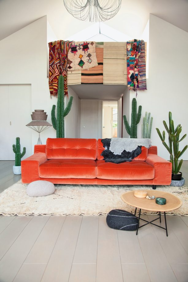 modern decor living room 2018 bright green ideas the biggest interior trends 2019 thought american west was a style desert not in our book s furniture and accessories had nomadic free spirited feel