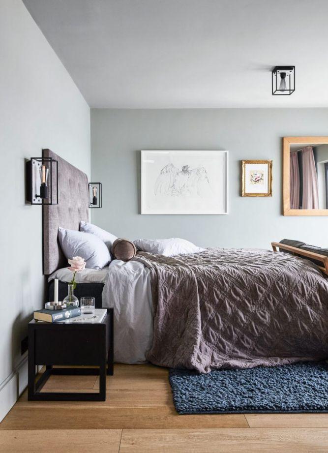 stylish grey bedroom ideas