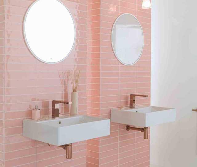 Jam Basins  Each Lounge Copper Taps  Each And Urban Copper Bottle Traps  Each All Noken Porcelanosa Bathrooms