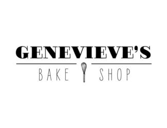 KSAVAGER Design & Photography | Genevieve's Bake Shop | Custom Bakery Logo