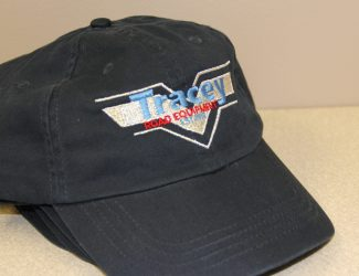 Tracey Road Equipment Branded Baseball Caps Branded Promotional Merchandise | KSAVAGER Design & Photography | Syracuse, NY