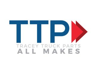tracey truck parts TTP logo tracey road equipment logo design for truck parts ksavager design and photography logo design syracuse