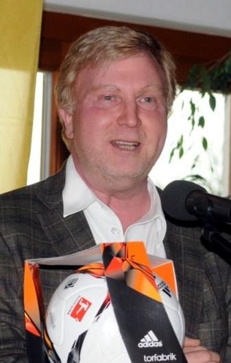 Lutz Franke - Vorsitzender des KSB AltmarkWest
