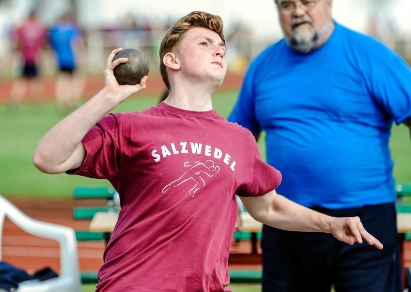Leichtathletik Kinder- und Jugendspiele