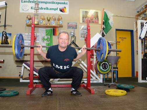 Ehrenamt mit Schwergewicht