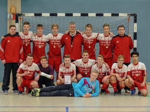 SSV mit 3:1-Finalerfolg Kreismeister