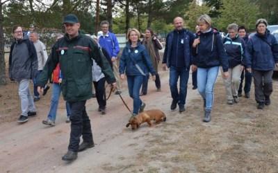 Winterfelder Sportverein richtete Volkswandertag aus