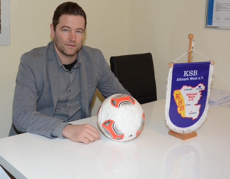 Andreas Lenz ist neuer Geschäftsführer des KSB