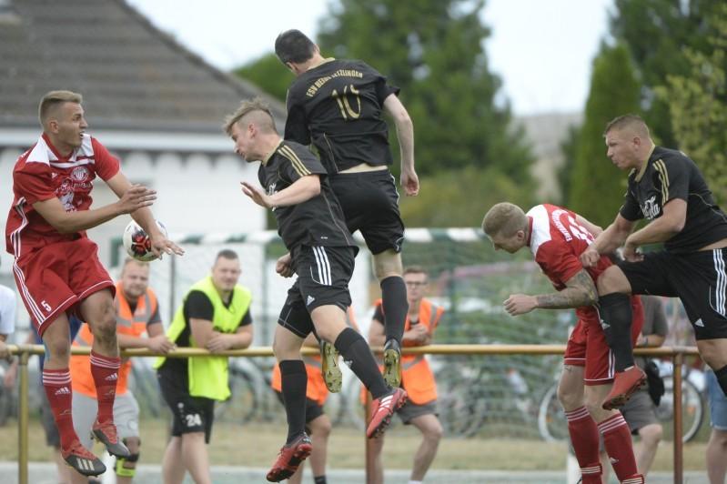 Kreispokal-Finale 2019/2020 in Mieste: Am Ende siegt Erfahrung über Jugend – Eiche toller Gastgeber