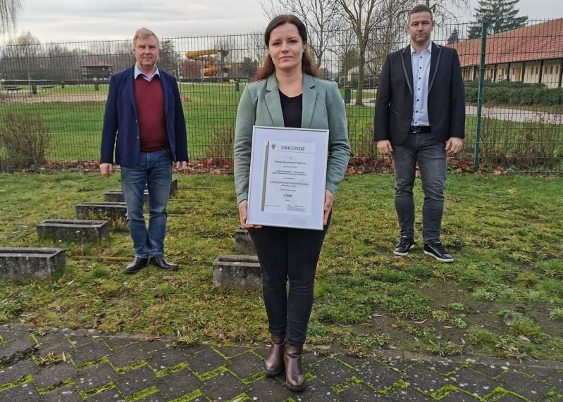 Kreissportbund gewinnt Präventionspreis