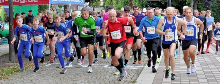 Knapp 200 Teilnehmer laufen in Salzwedel