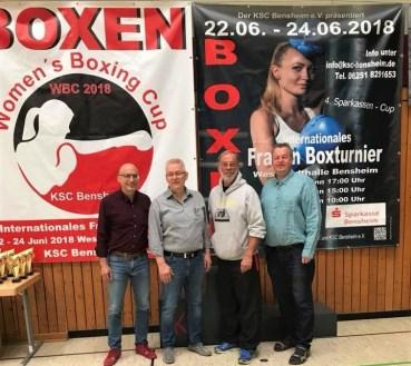 Frauenboxturnier Rolf Richter