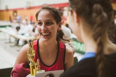 Internationales Frauenboxturnier 2018