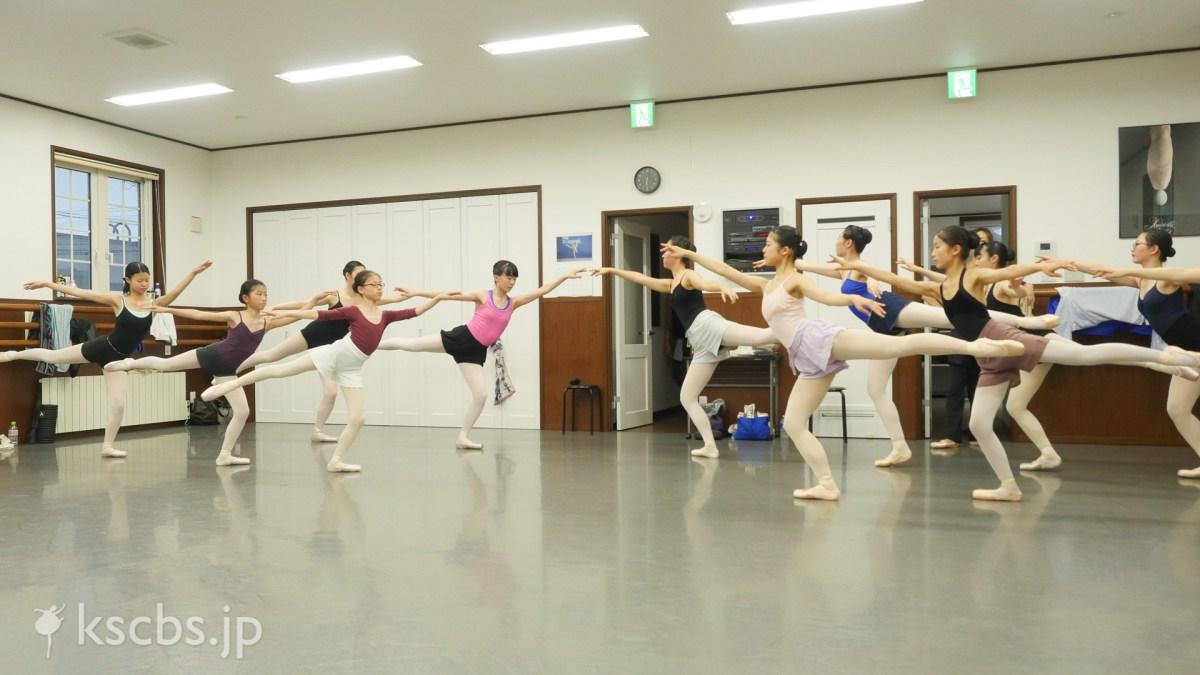 函館でバレエを習うならカナコサカイ クラシックバレエスクール
