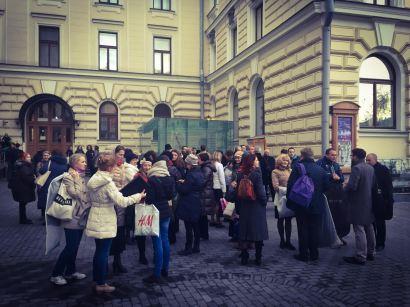 Moskau Konservatorium 1