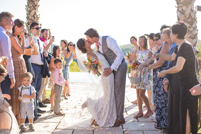 Destination wedding in Spain