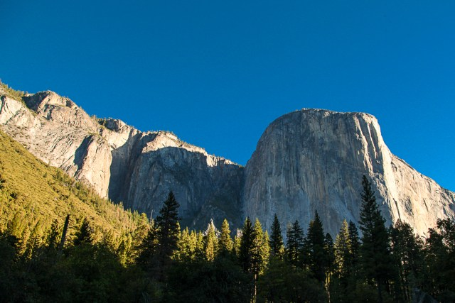 El Captain: Yosemite