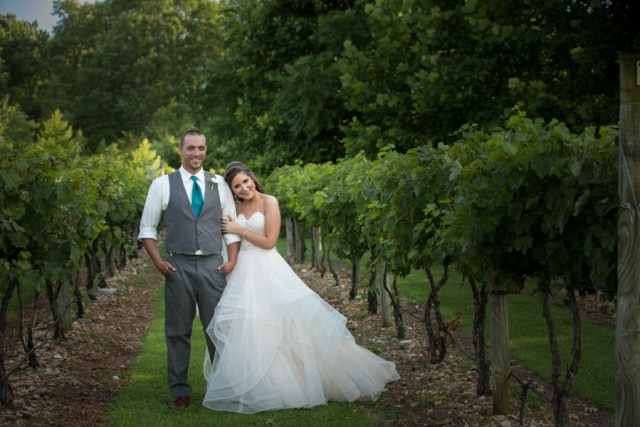 Natchez hills winery wedding