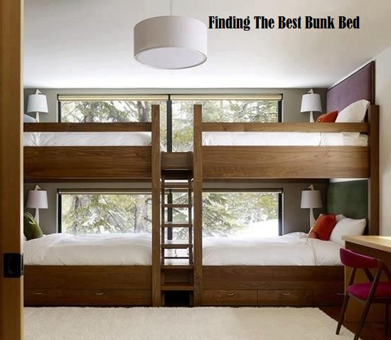 Finding The Best Bunk Beds