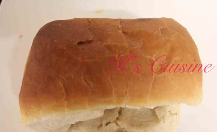 For the top crust lovers.. Agege bread