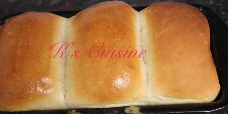 Agege bread -homemade