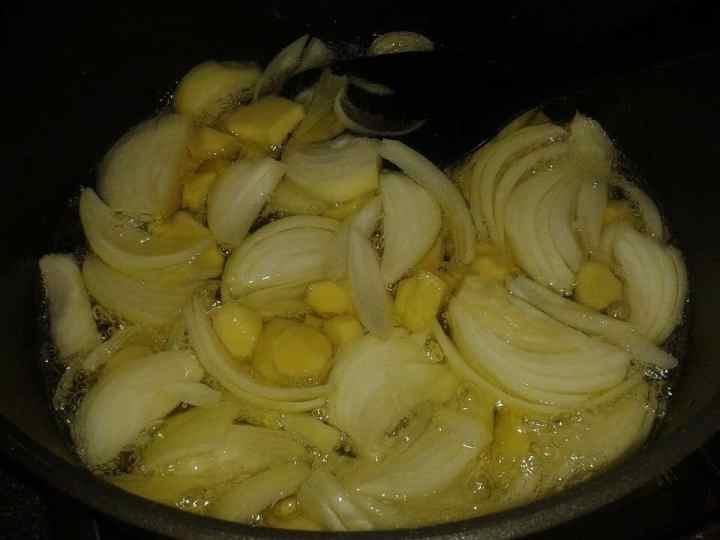Fry Onions