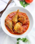 Nigerian Chicken Stew
