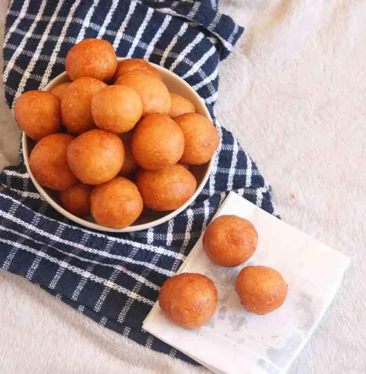 Nigerian puffpuff