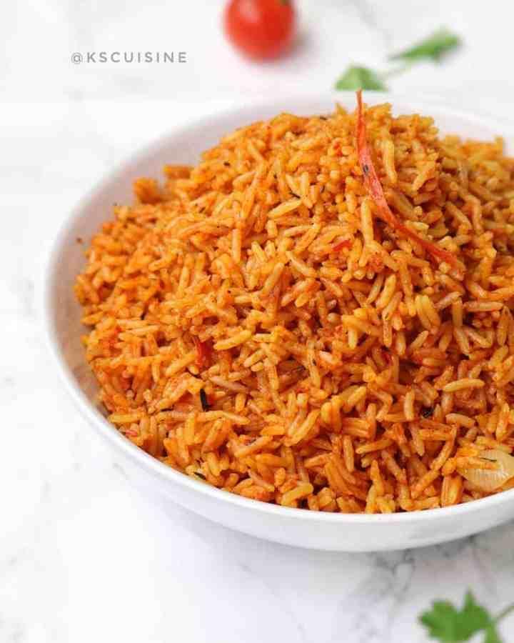 Jollof rice picture