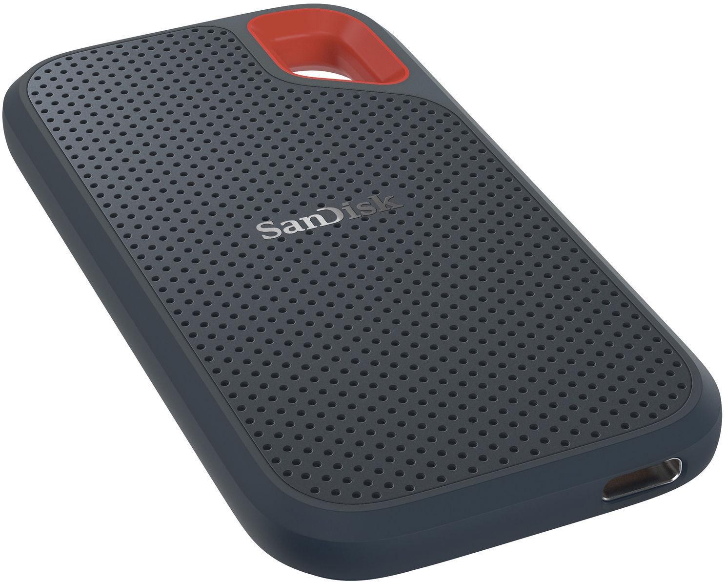 SanDisk Extreme Portable SSD 2TB SDSSDE60-2T00-G25 - Senukai.lt