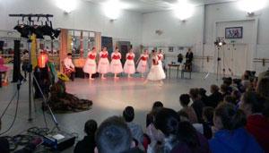 dance training liverpool