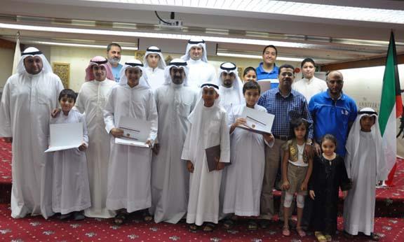 إعلان أسماء الفائزين بمسابقة القرآن بجمعية المهندسين