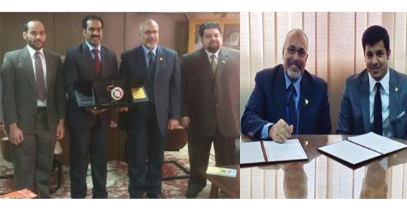 """اتفاق مع """"جامعة بورسعيد """" لبرامج تطويرية خاصة لمهارات المهندس الكويتي"""