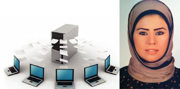 بعد اختيارها لرئاسة لجنة جمعية المهندسين في الاتحاد العربي